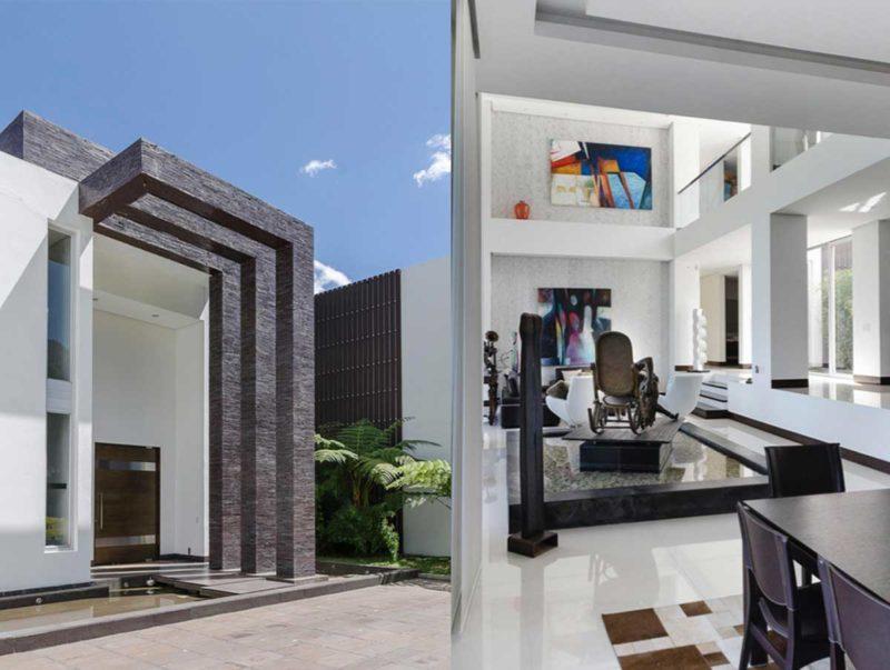 Casas modernas Clau in Colombia by Sebastian Marroquin