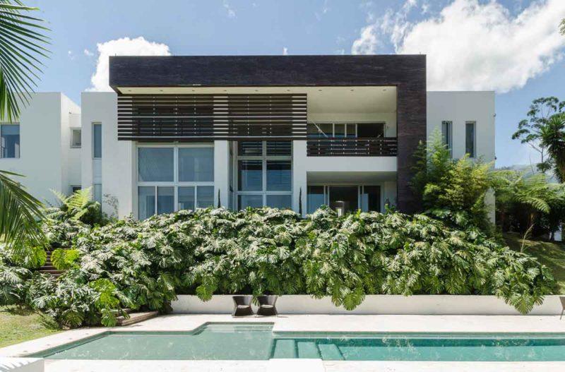 Casas modernas Marroquin