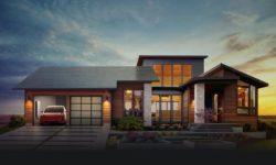 Casas con energía solar