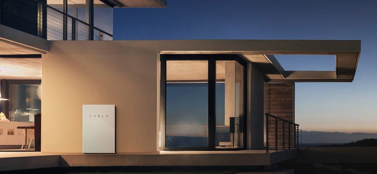 casa energia solar powerwall