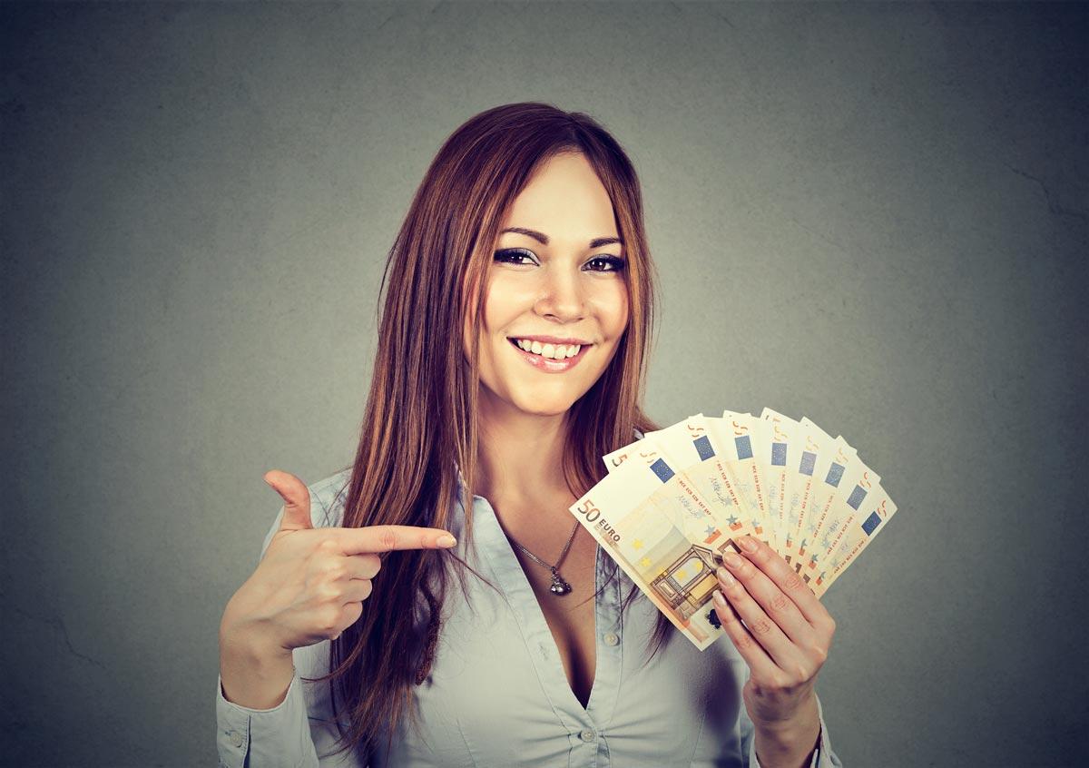 Financiera al comprar pisos