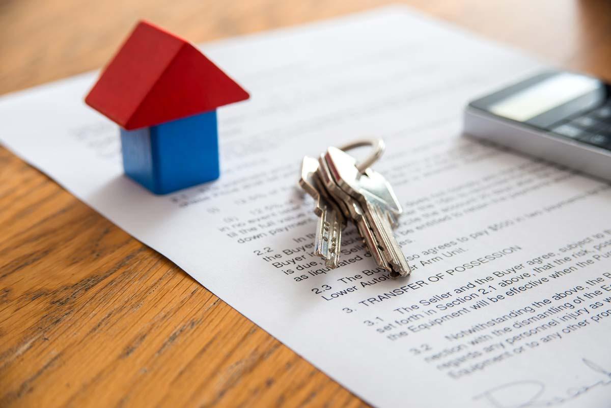 Alquilar una casa cómo protegerse