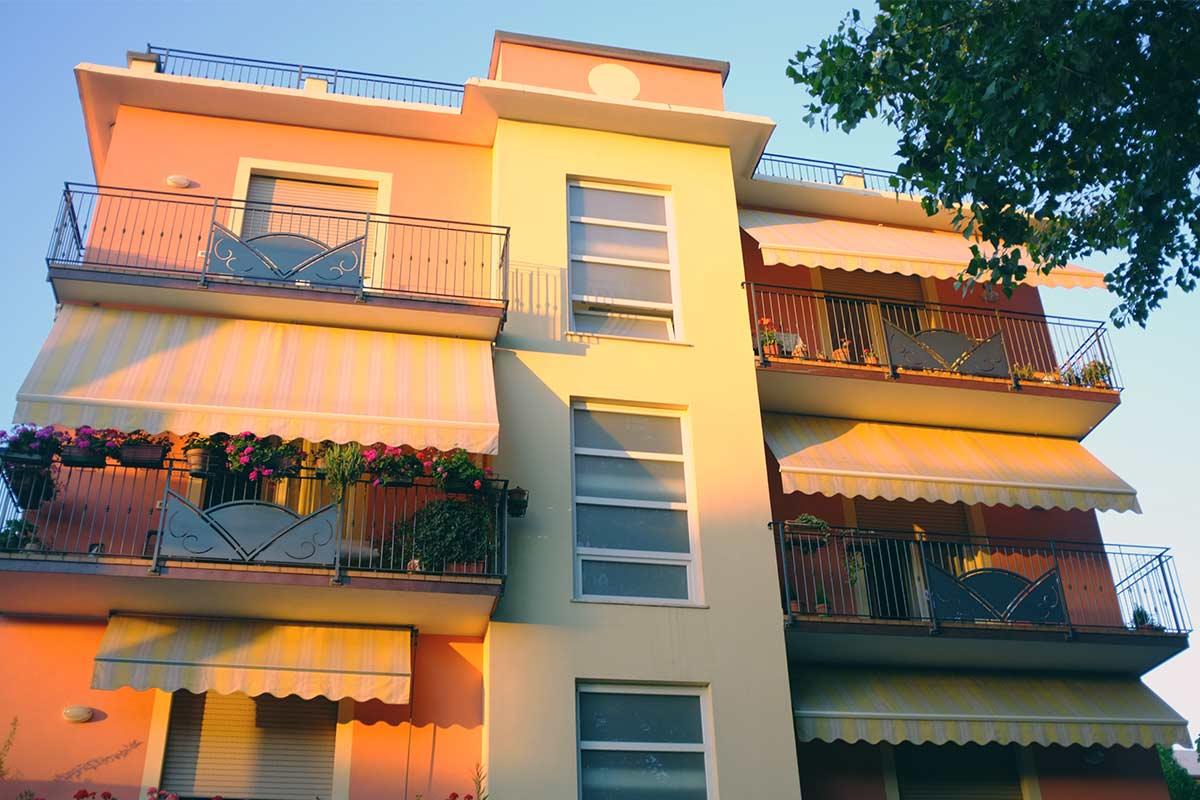 Alquiler de apartamentos para vacacionar
