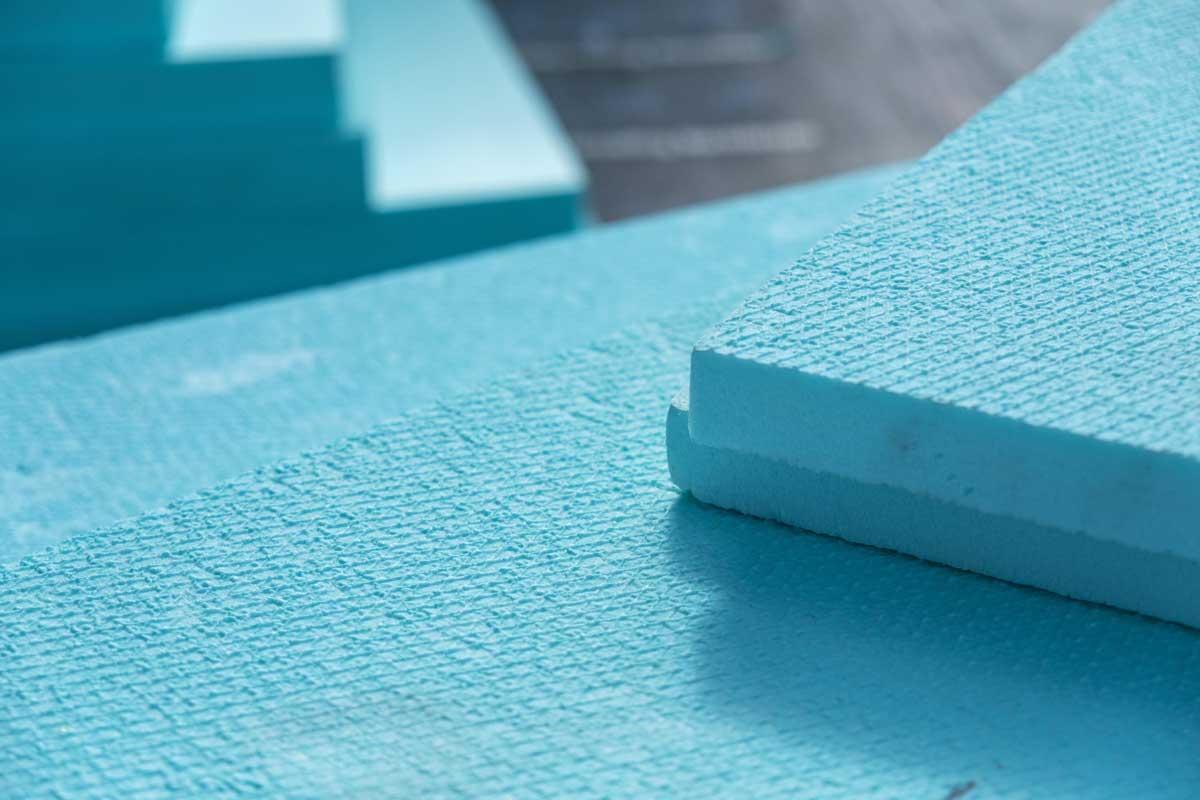 Materiales sintéticos de construcción