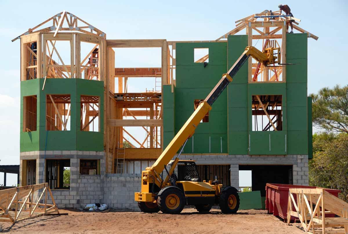 Construcción casas de madera