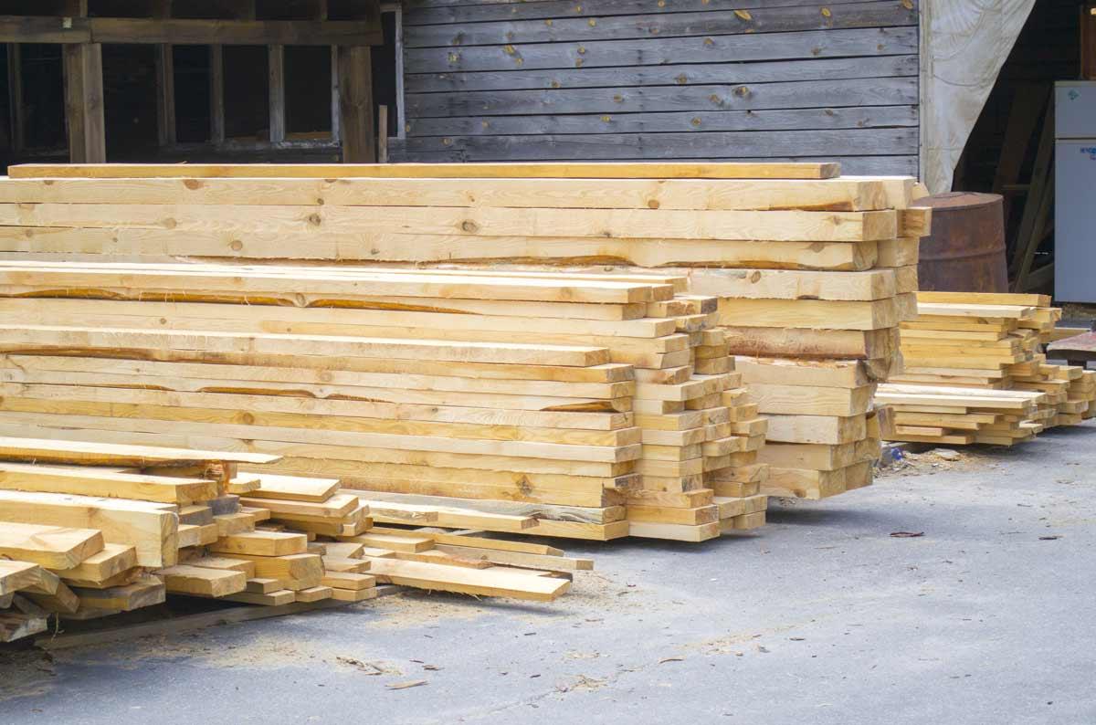 Materiales orgánicos en la construcción