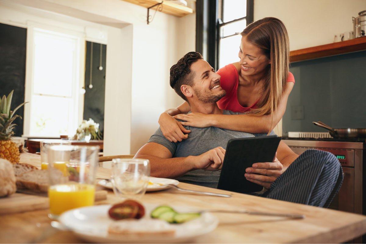 Buscar y encontrar una propiedad en alquiler