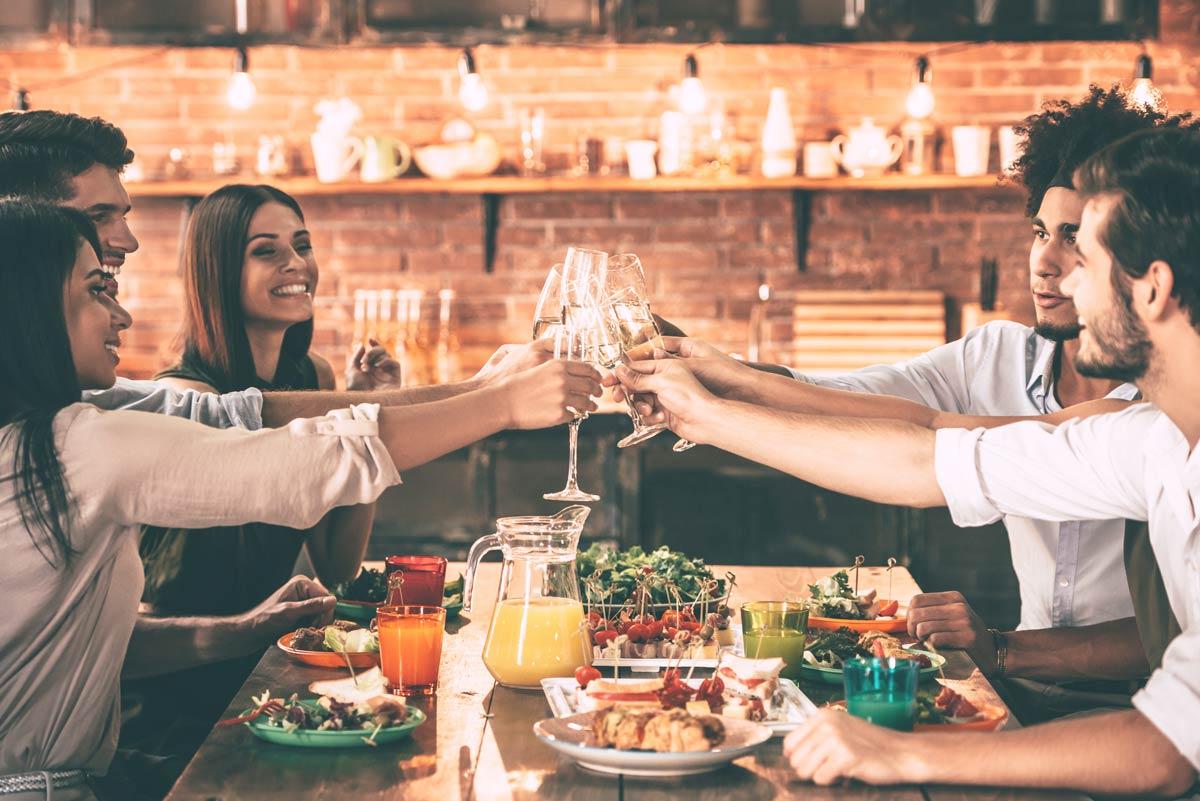 Compartir vivienda y conocer gente nueva