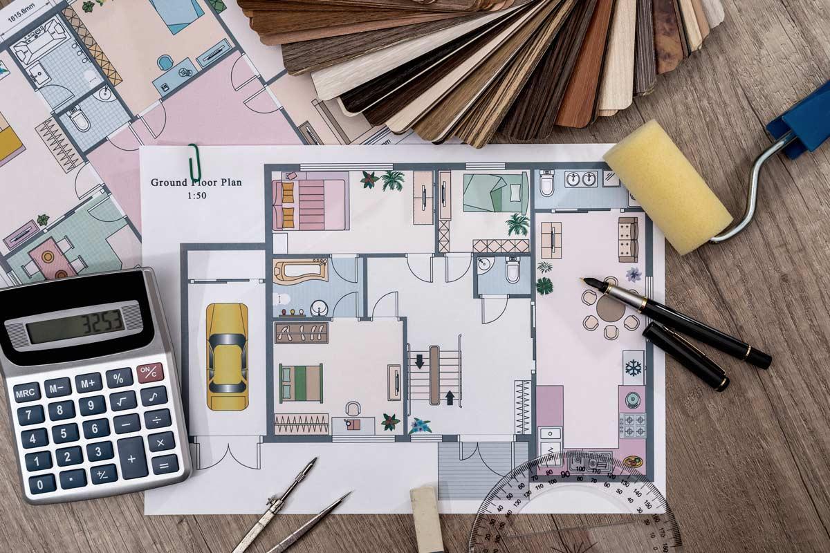 Comprar piso - Plano de la vivienda