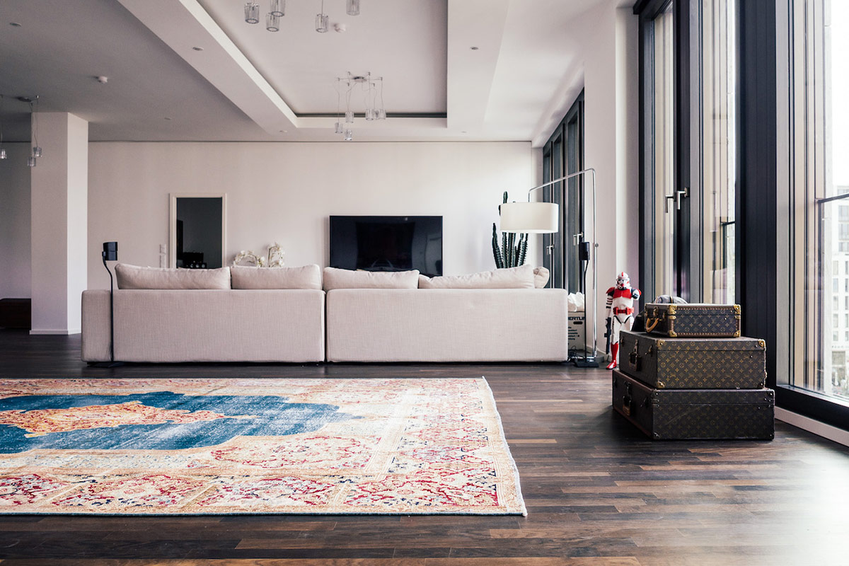 Decorar una habitación o el salón
