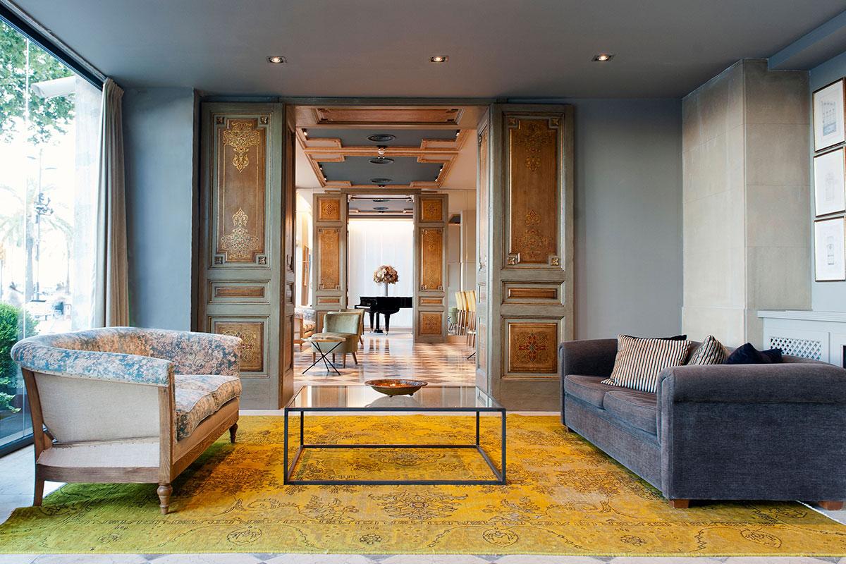Habitacione de Hotel Duquesa de Cardona – Barcelonan
