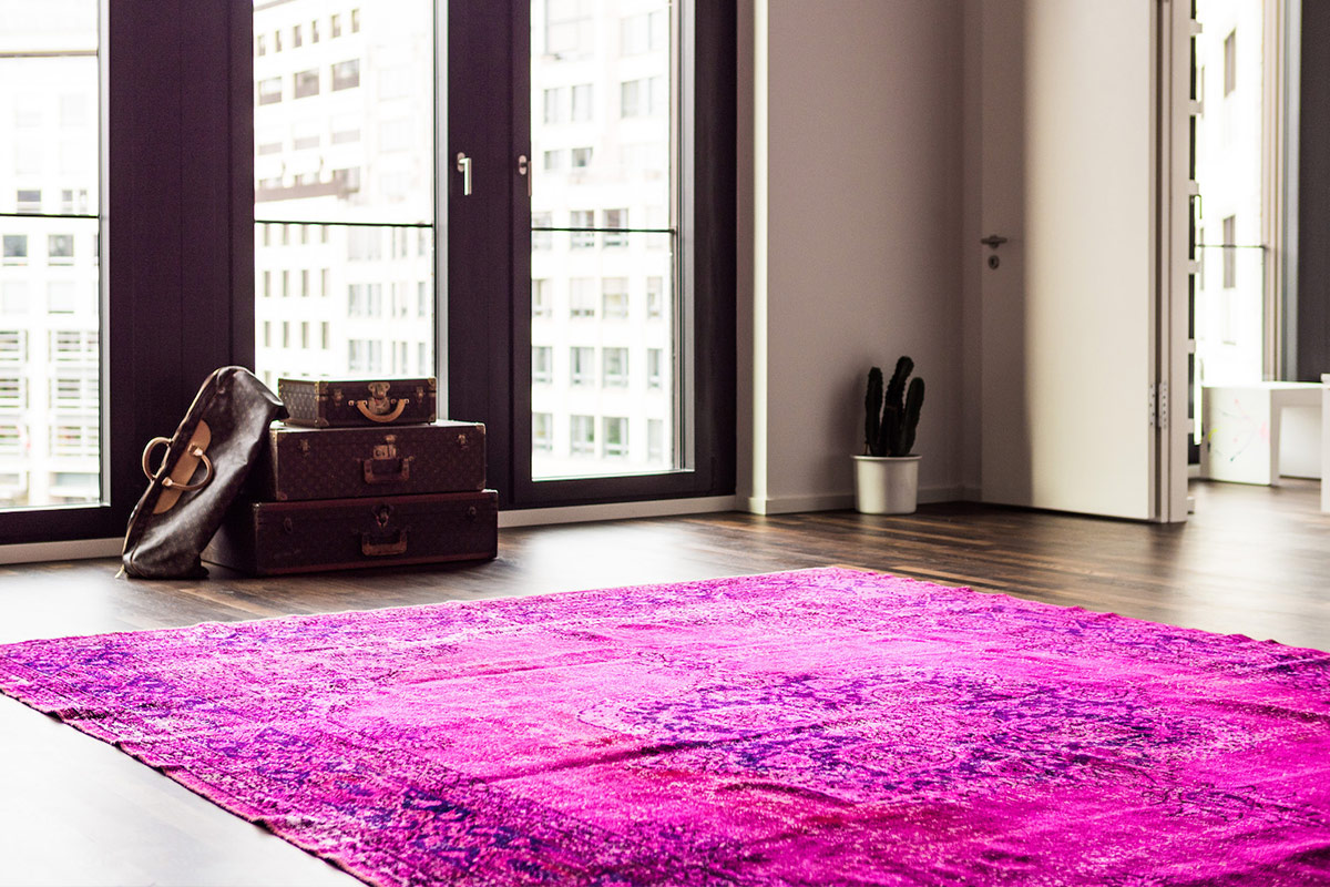 Vintage Carpets para decorar una habitación